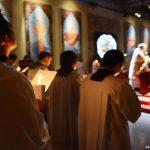 Semana Maior: segunda, terça e quarta-feira santas