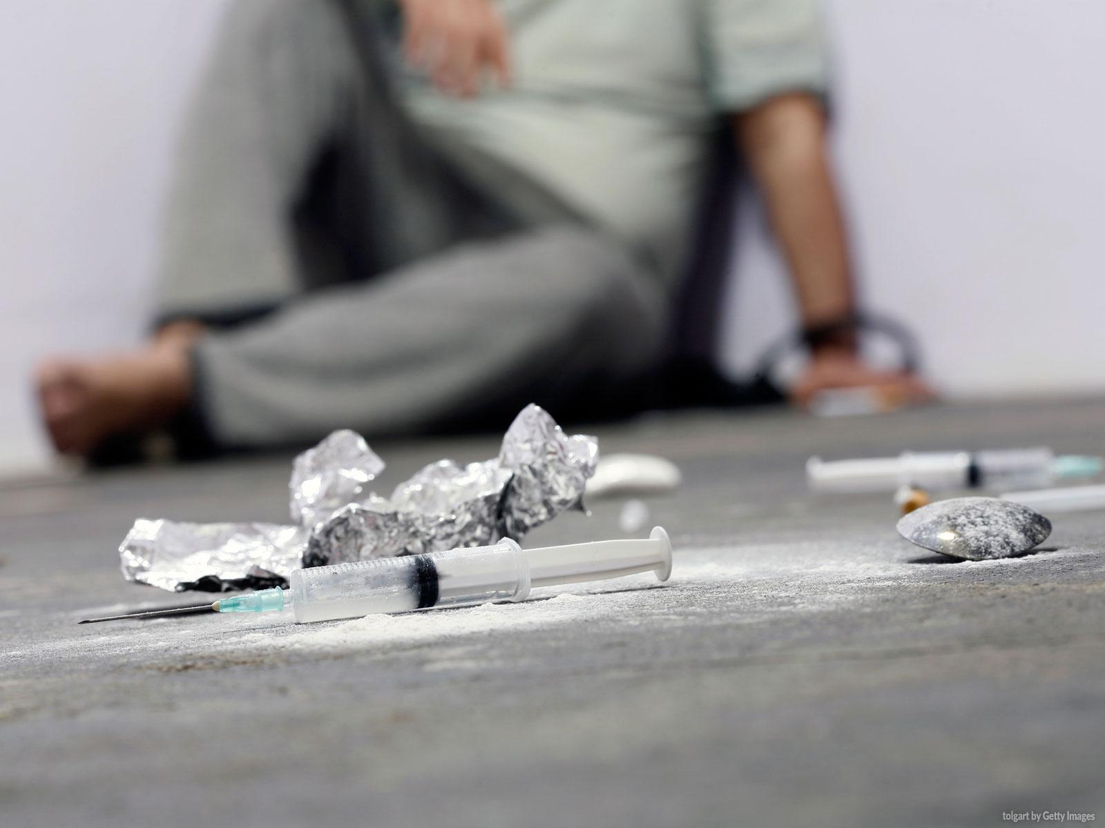 As drogas nos trazem uma vida de liberdade ou de escravidão?