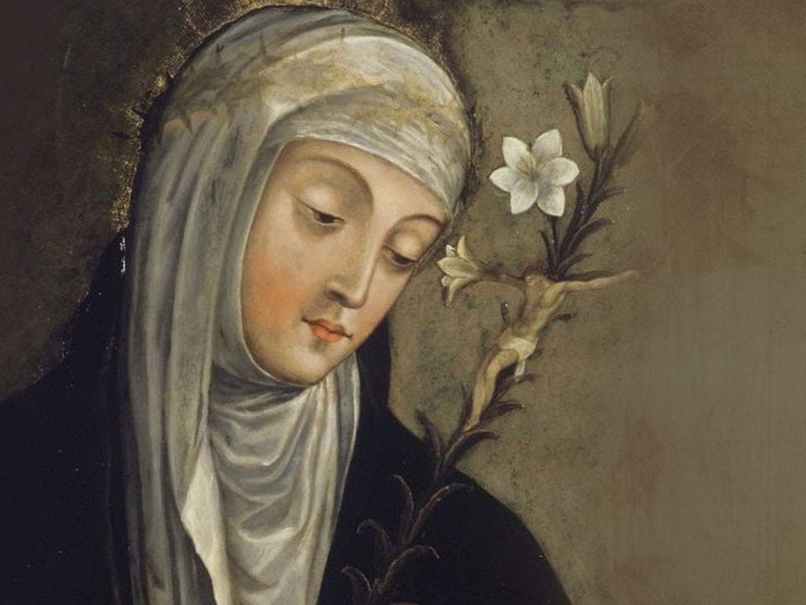 Conheça a história da doutora da Igreja Santa Catarina de Sena
