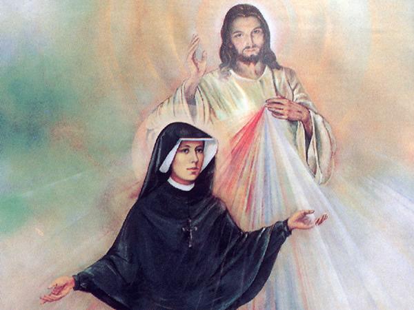 Promessas de Jesus Misericordioso a Santa Faustina - 1600x1200