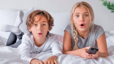 A influência da televisão na vida das crianças