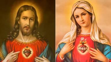 Consagração da Família aos Sagrados Corações