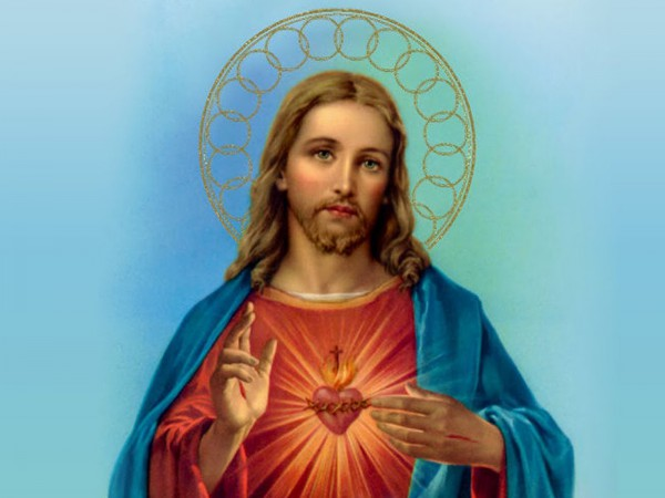 Consagração ao Sagrado Coração de Jesus