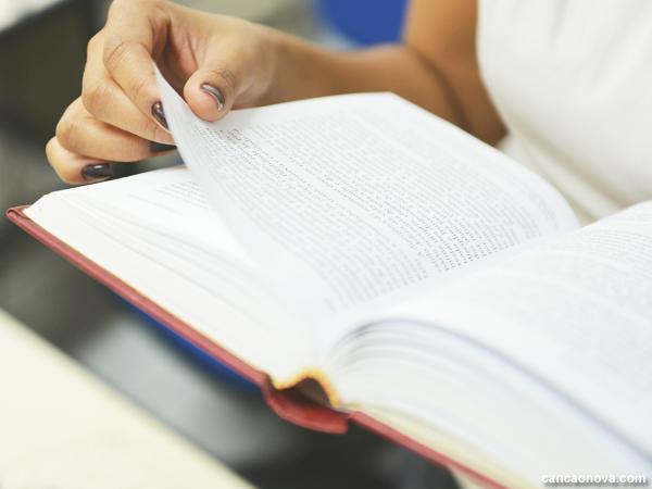 Importância da leitura do livro religioso - Capa Portal