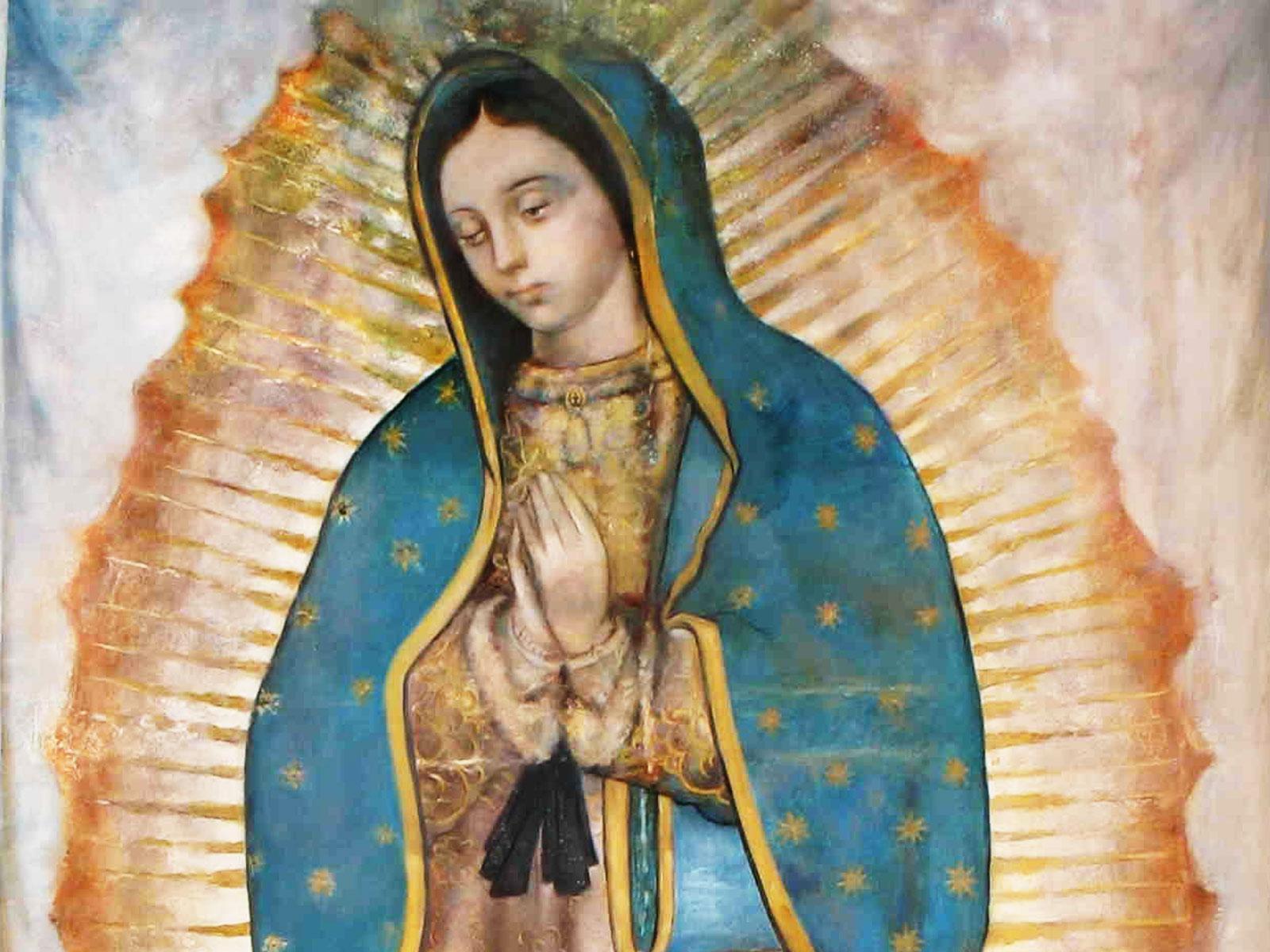 Reze a oração de São João Paulo II à Virgem Maria