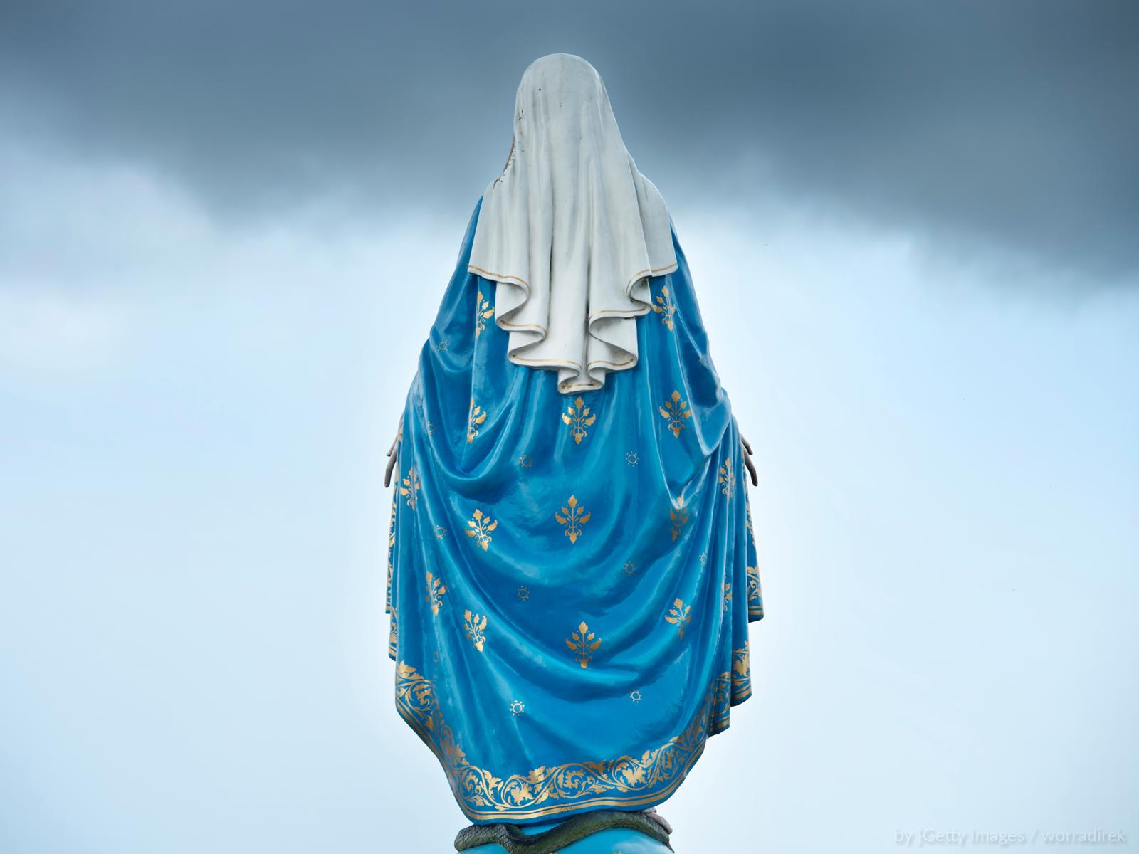 O silêncio de Nossa Senhora
