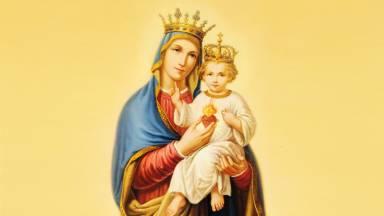 Maria nos ensina a conservar um coração fiel a Jesus Cristo