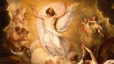 Como aconteceu a Ascensão do Senhor?