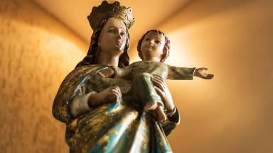 Maria: peregrina na fé