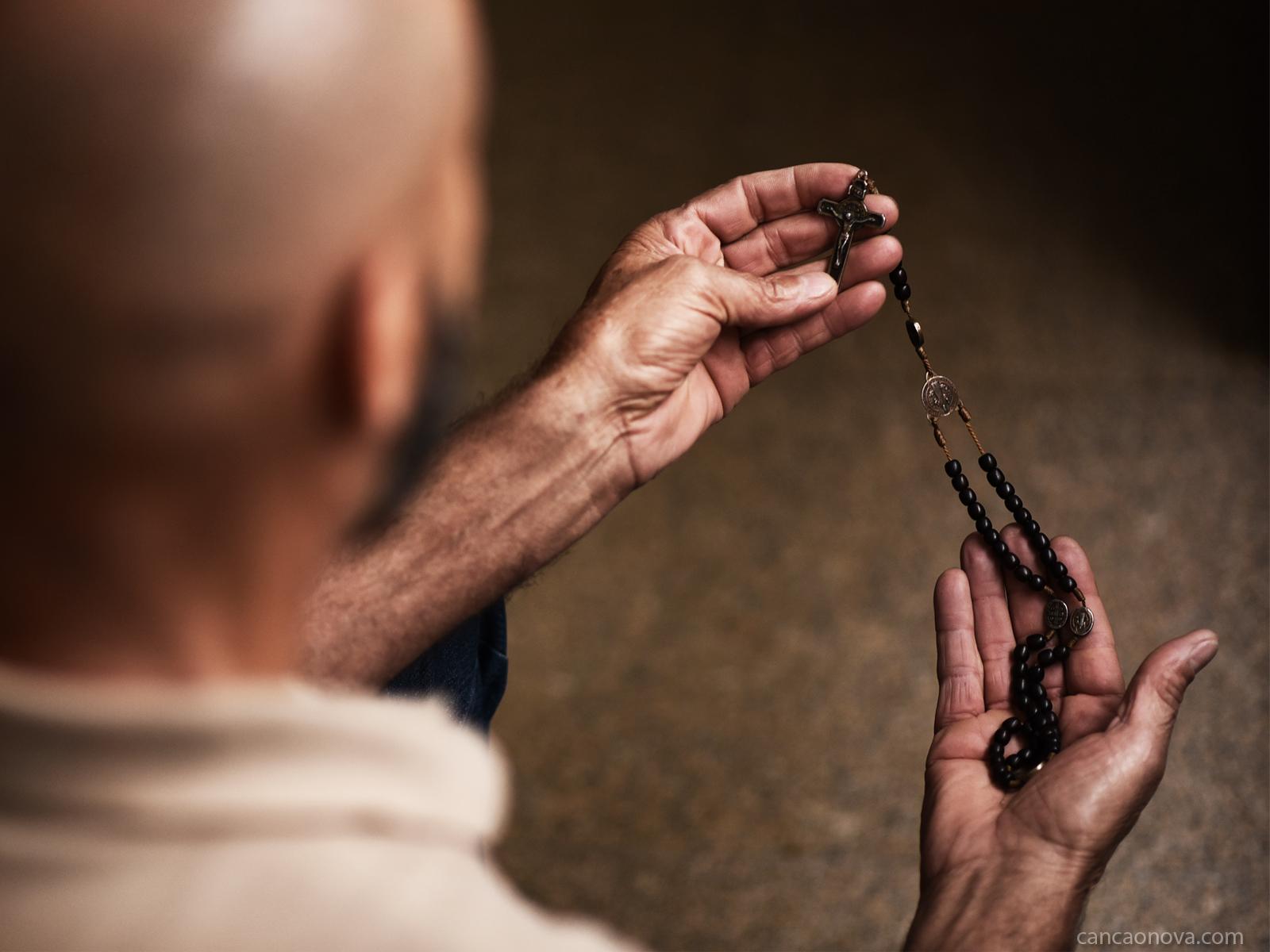 E se eu parar de rezar?