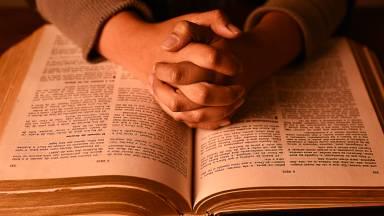 Não tenha preguiça de reservar um tempo para rezar