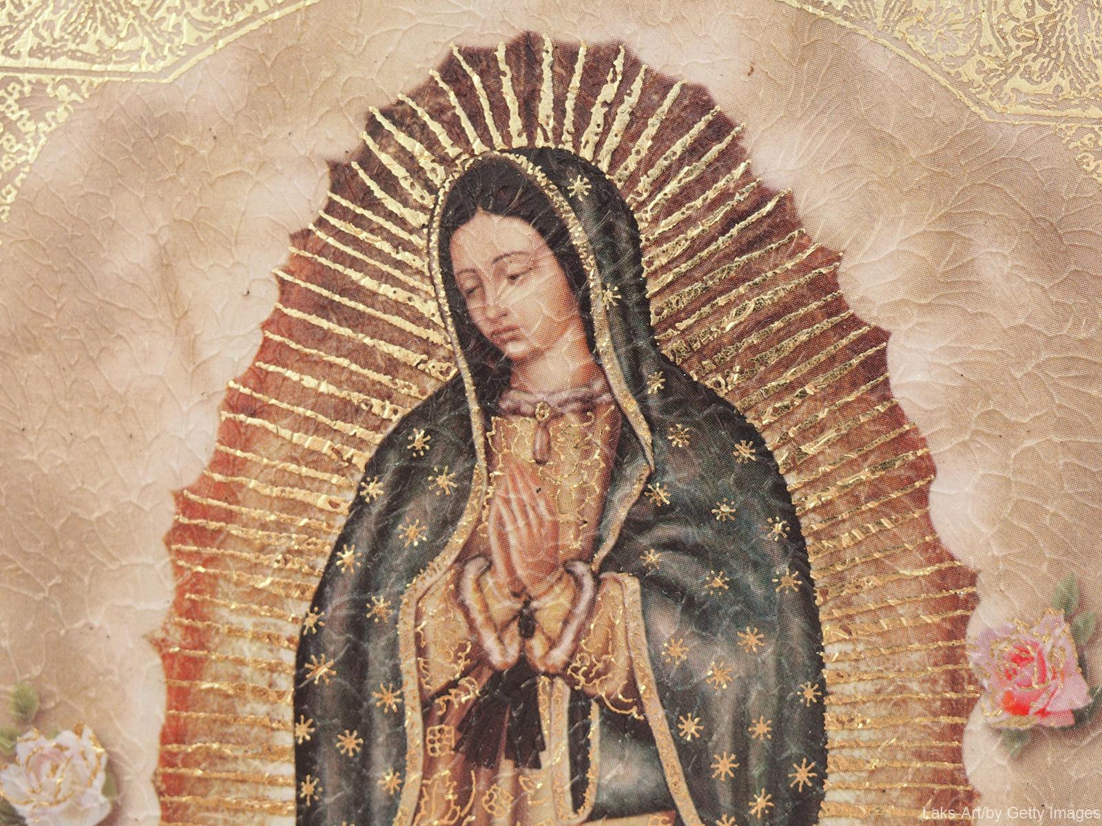 Rezemos uma oração a Nossa Senhora de Guadalupe