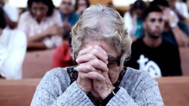 A oração tem poder de curar
