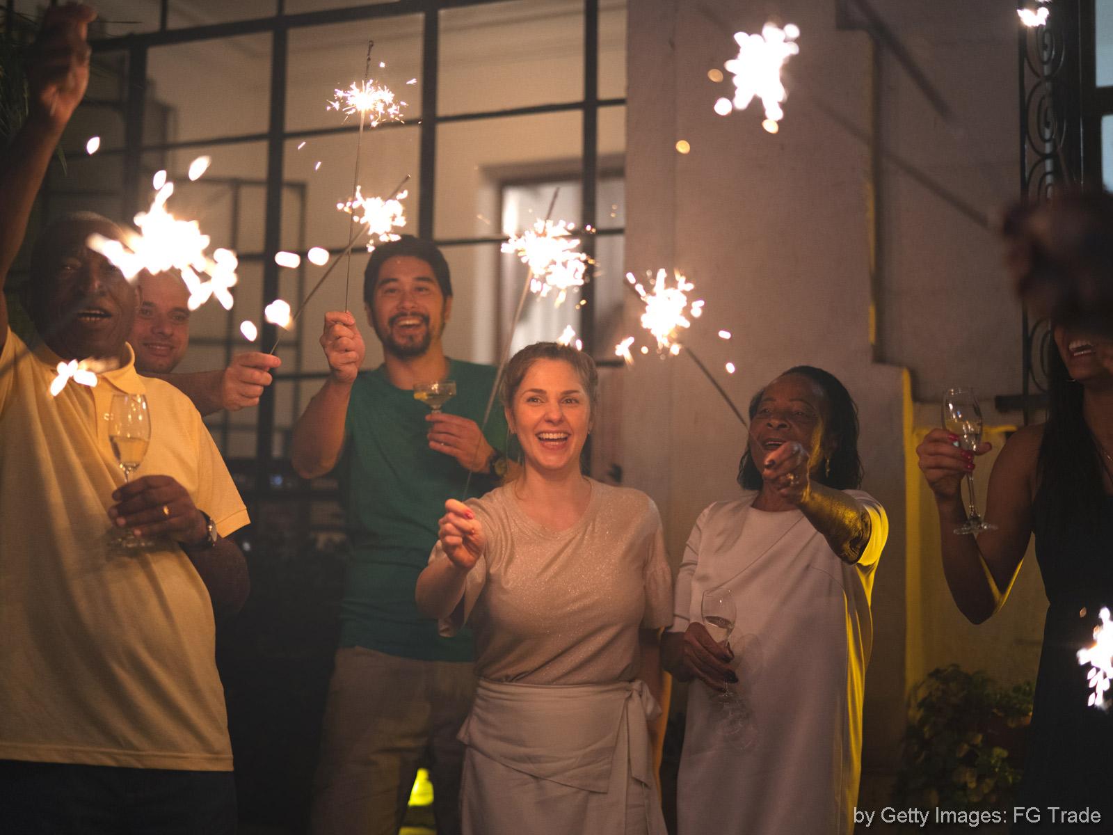 Que a cada ano novo possamos celebrar uma vida nova