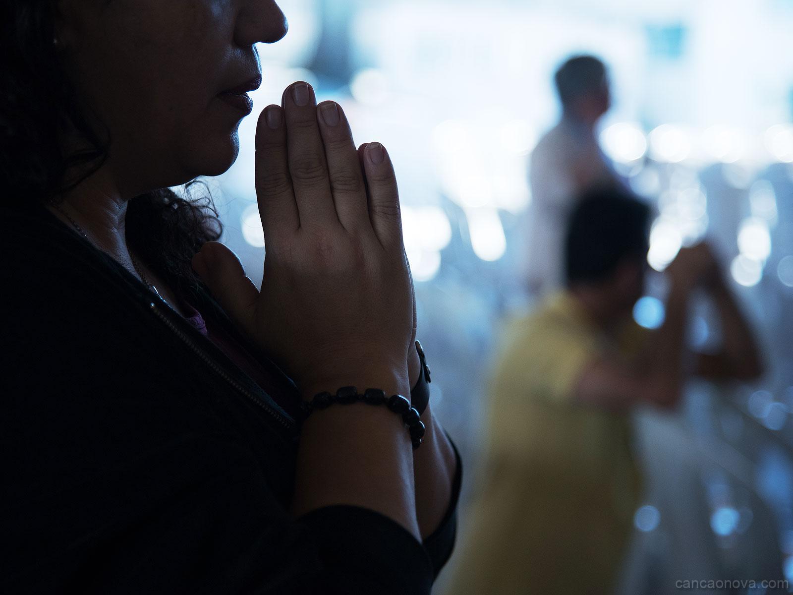 Reze a Oração do Encontro