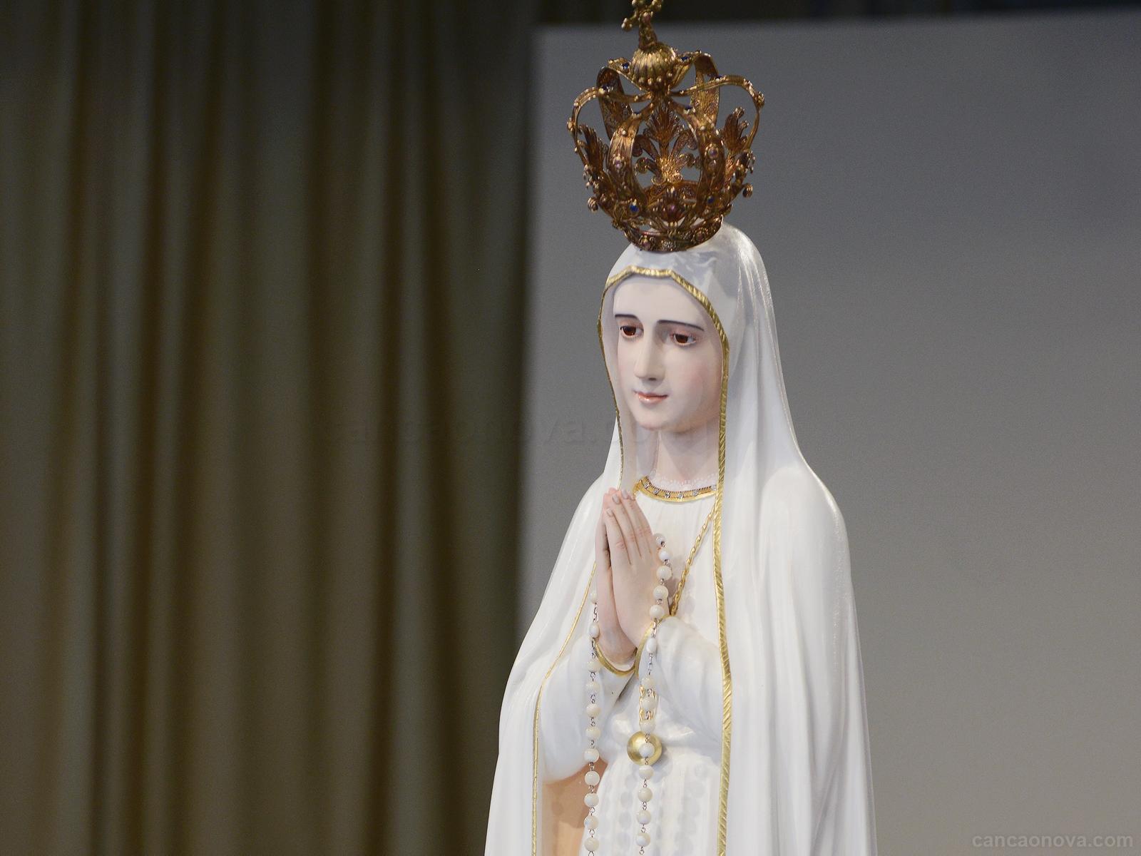 Encontrei Me Com Nossa Senhora De Fatima