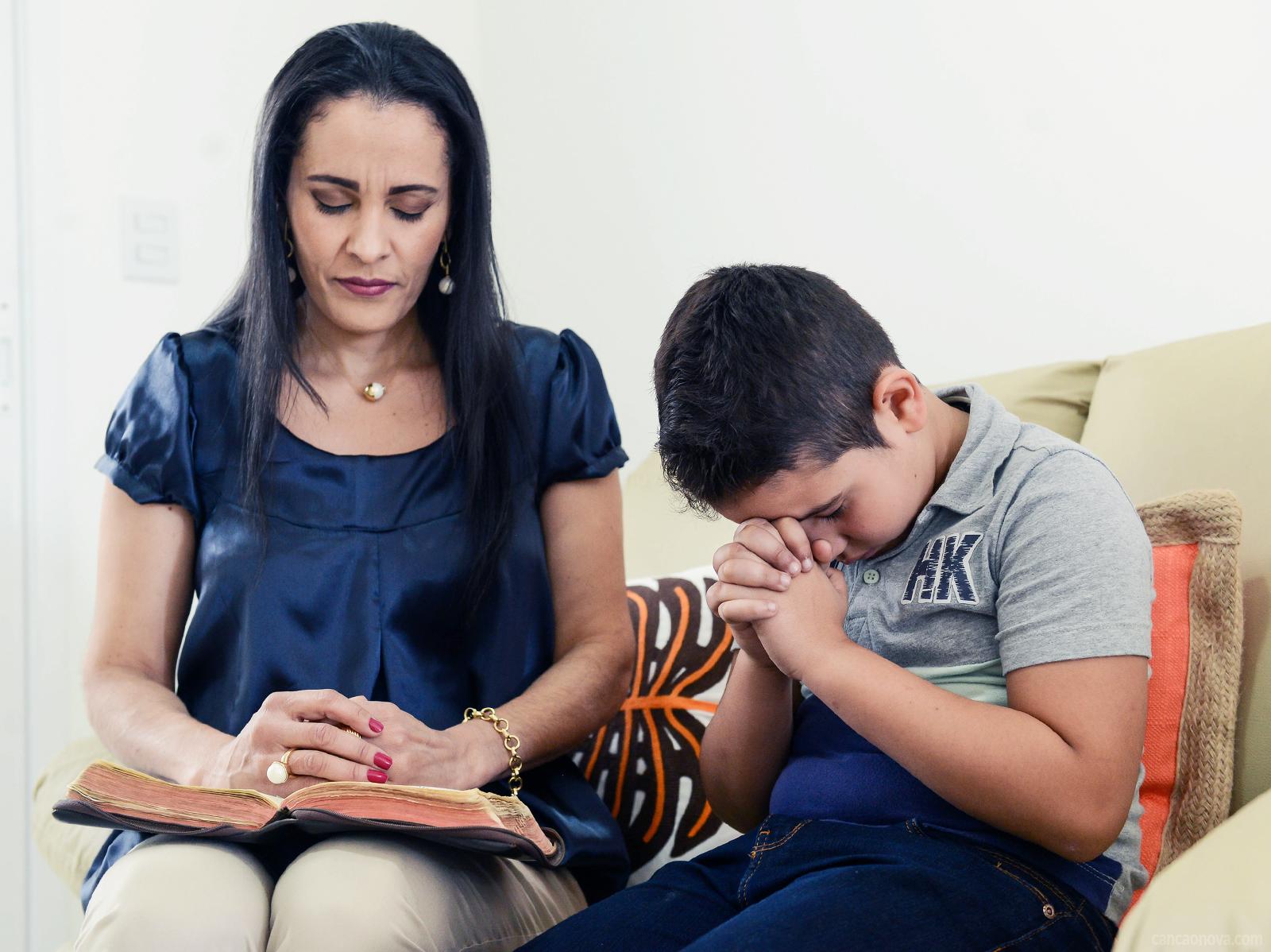 Convide Deus para participar da sua família