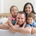 A família nos mostra que a maior riqueza é o amor construído-