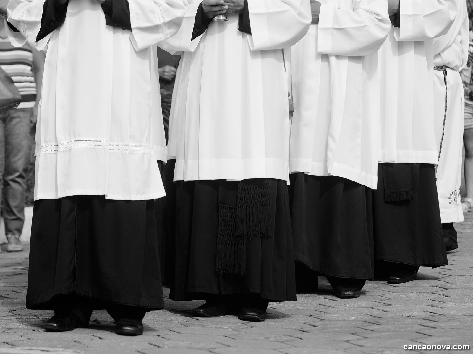 O que é fundamental na vida religiosa