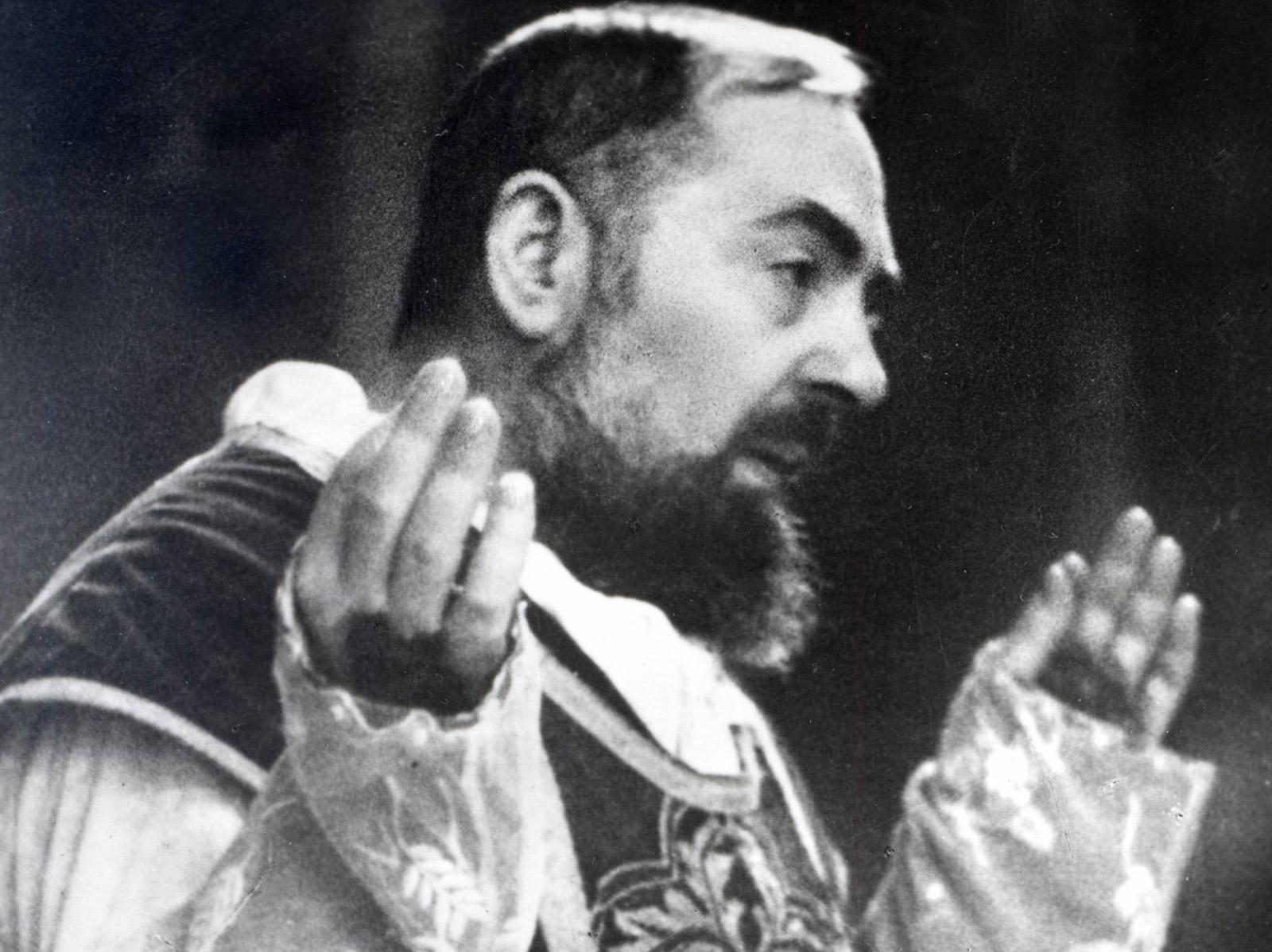 Padre Pio, o pai espiritual