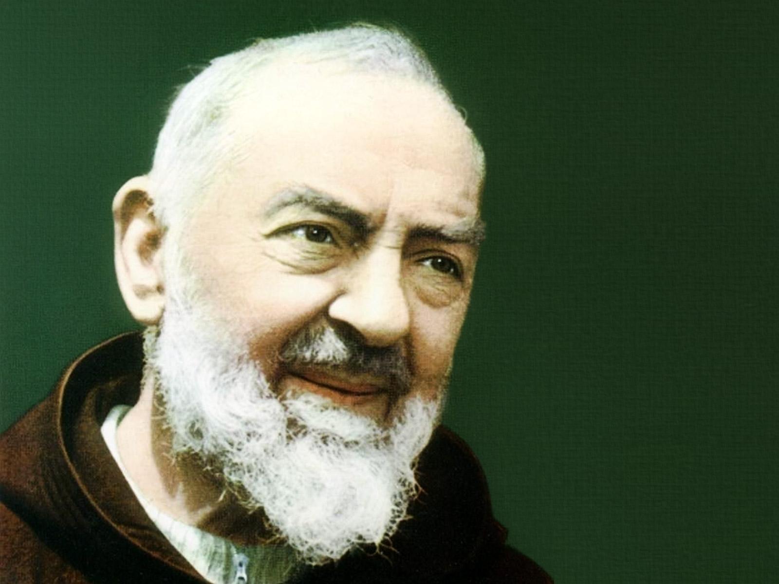 Padre Pio O Pai Espiritual Formação