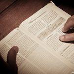 Regras de ouro para ler a Bíblia