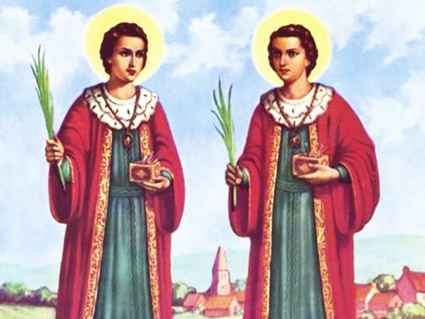 Santo Cosme e Santo Damião