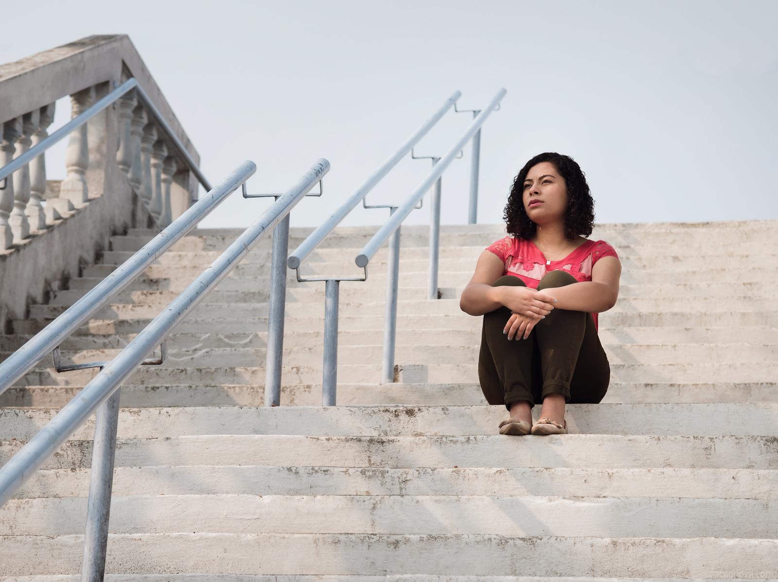 Sofrimento: escada para o crescimento