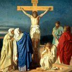 No alto da cruz Jesus nos mostra Maria como nossa mãe