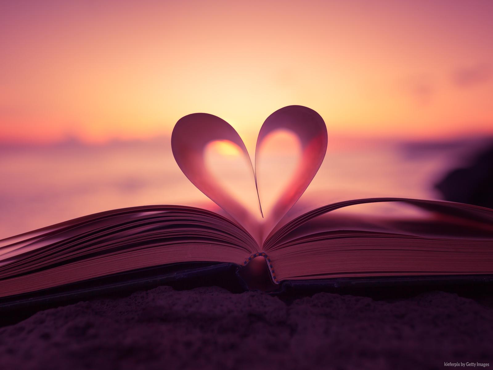 No amor, Deus encontrou um jeito de assemelhar nosso coração ao d'Ele