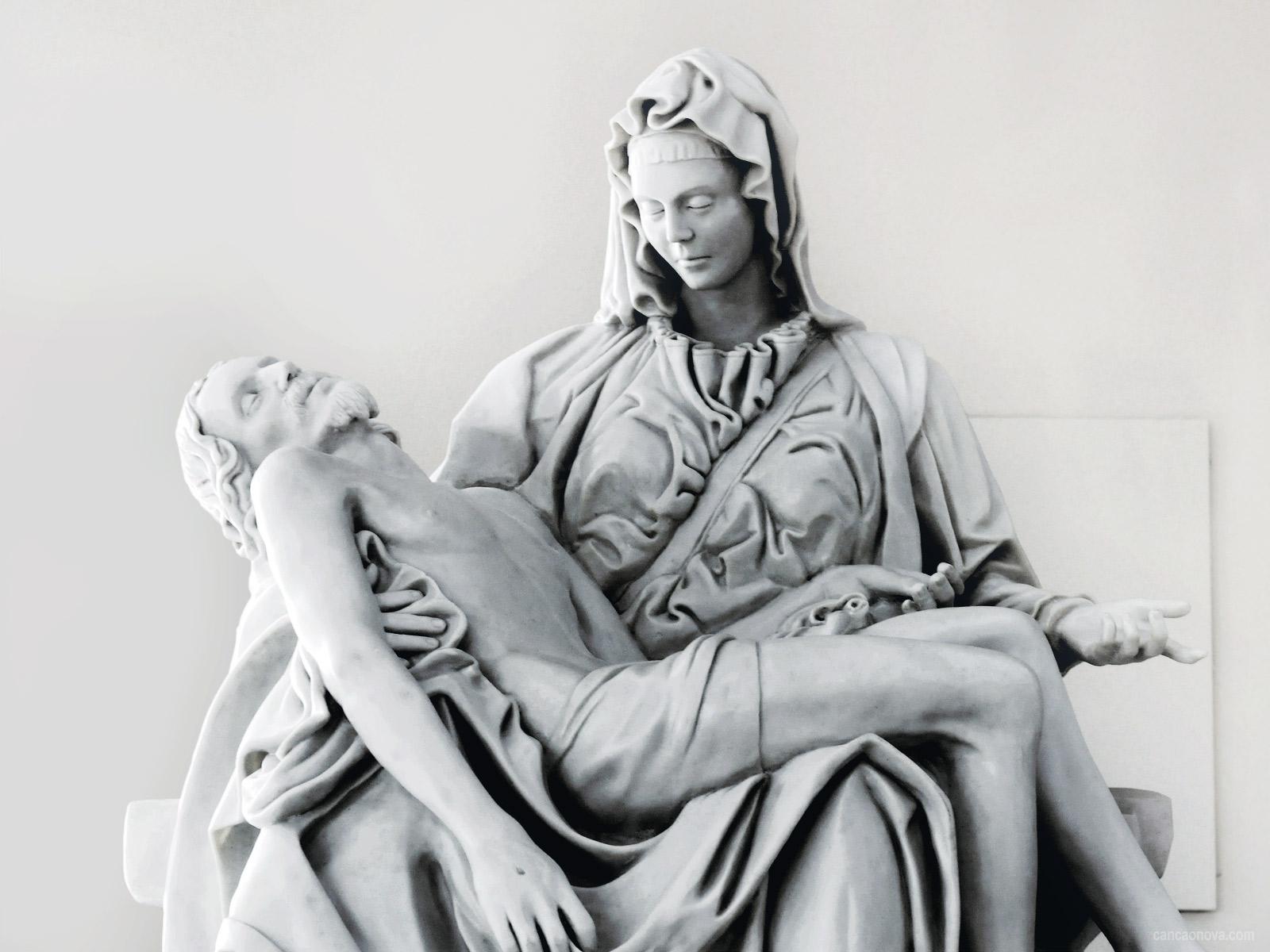 Reze a Coroa de Nossa Senhora das Dores