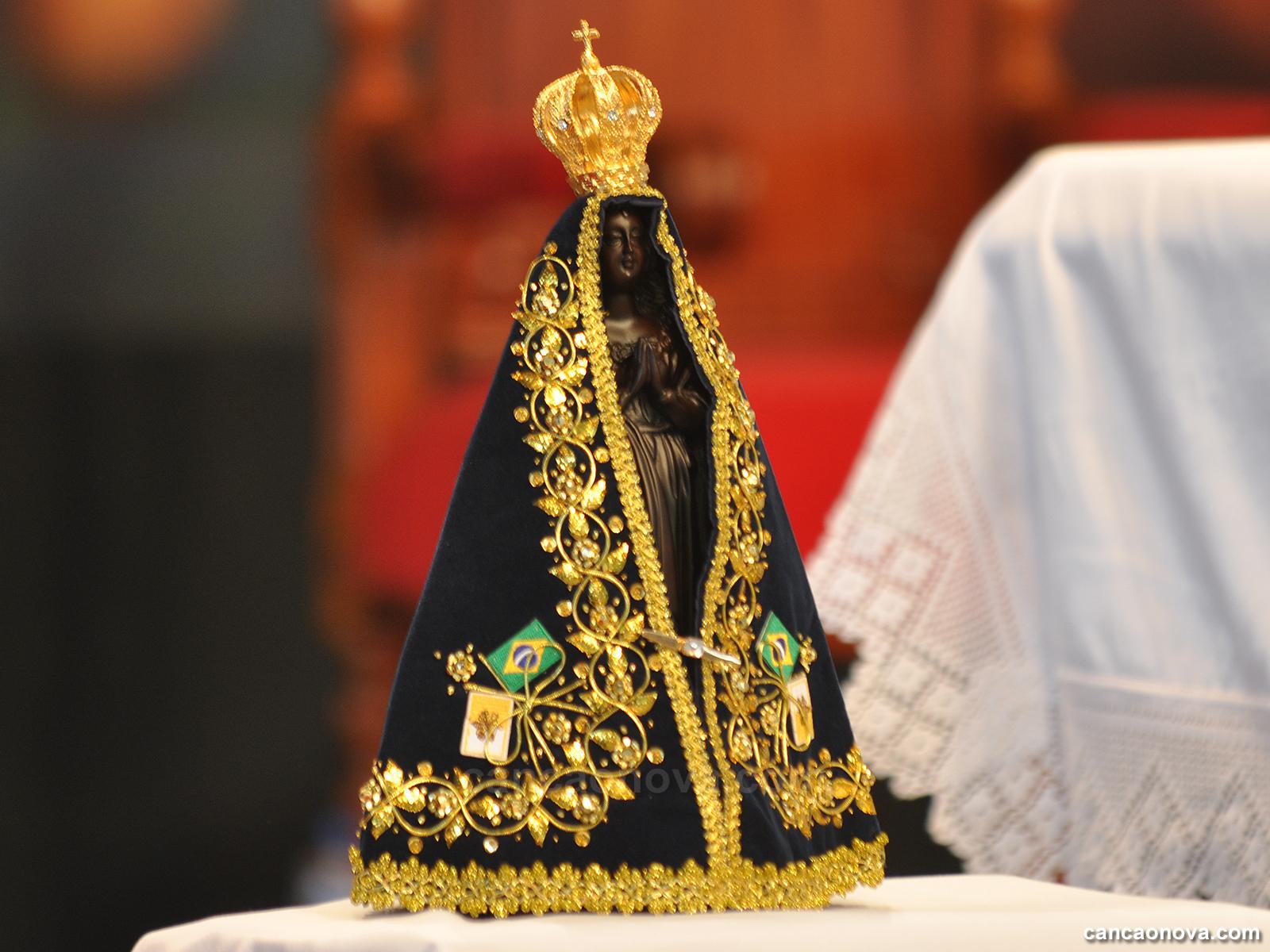 Nossa Senhora Aparecida Mãe Da Família Brasileira: Novena A Nossa Senhora Da Conceição Aparecida