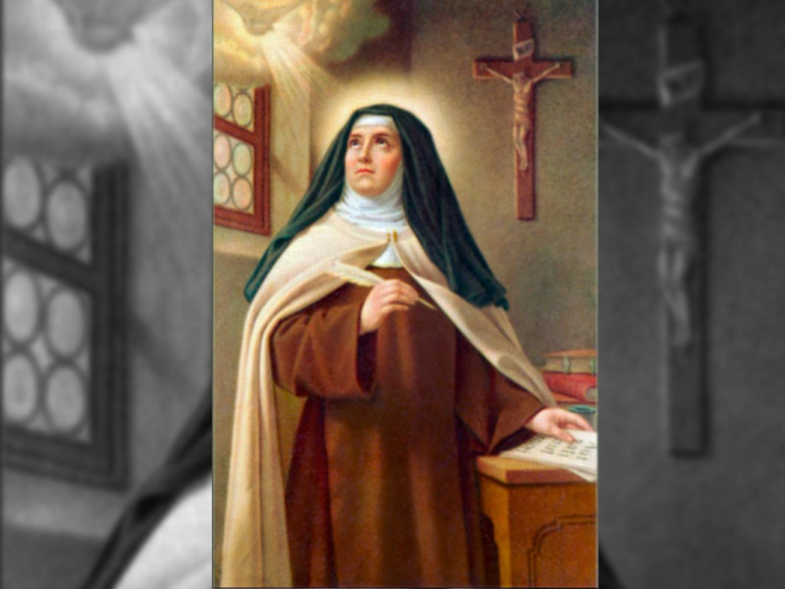 Orações de Santa Teresa D'Ávila