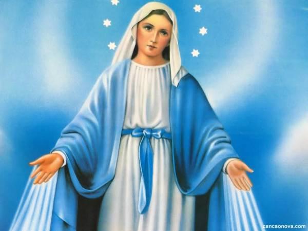 Oração pedindo a intercessão de Nossa Senhora das Graças