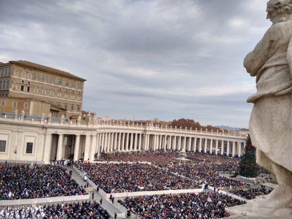 A Igreja Católica e os não católicos