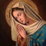 Maria te ampara, te cuida, te ama e nunca vai te deixar só