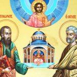 Pedro e Paulo são grandes apóstolos da nossa Igreja
