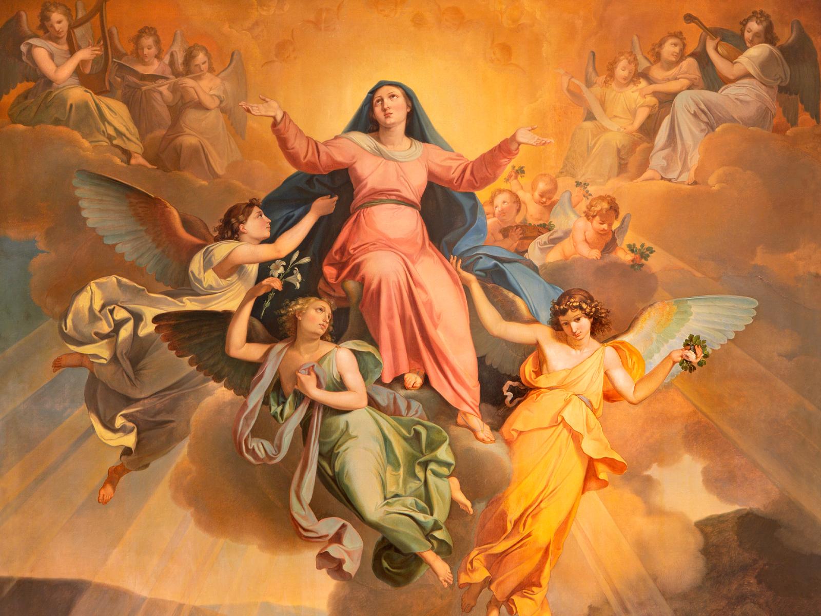 Conheça-os-motivos-pelos-quais-a-Igreja--proclamou-a-Assunção-de-Nossa-Senhora