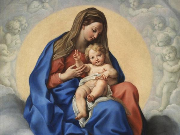 Saudação de Maria