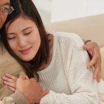 Por intervenção da Virgem Maria, filha testemunha a salvação de seu pai
