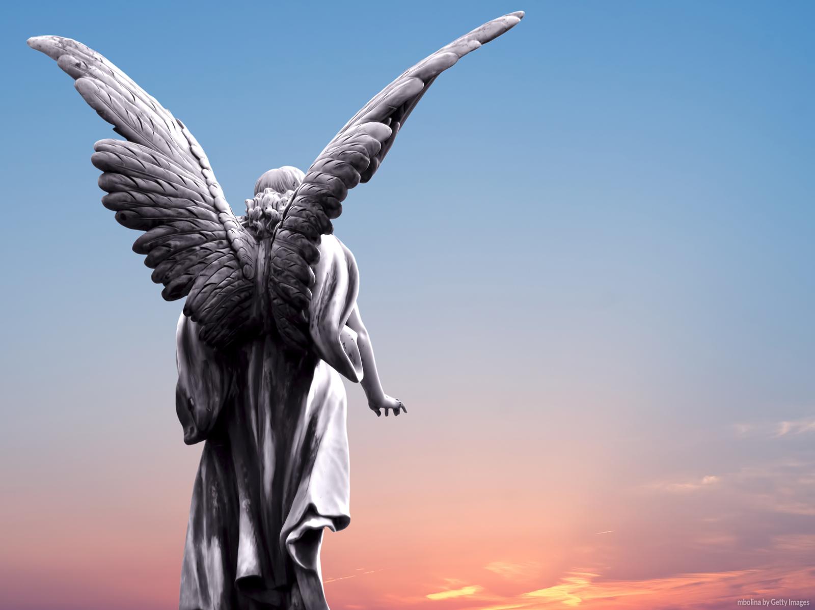 Como os anjos cuidam de nós?