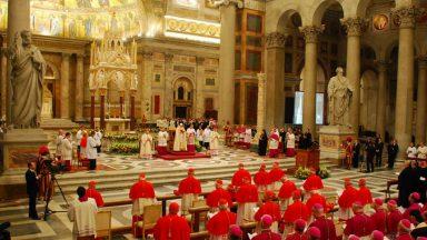 A Igreja exerce a sua infalibilidade em matéria de fé e moral