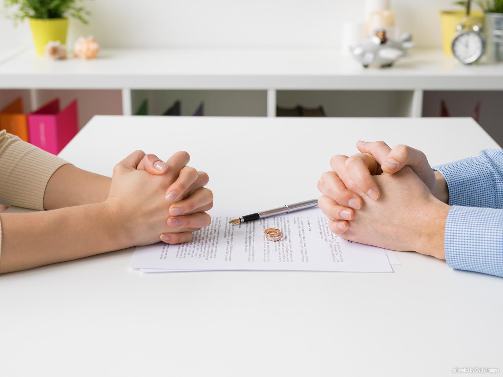 O casamento acabou e quais as consequências para os filhos