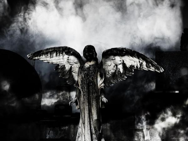 Anjos maus existem e não podemos negar a existência deles