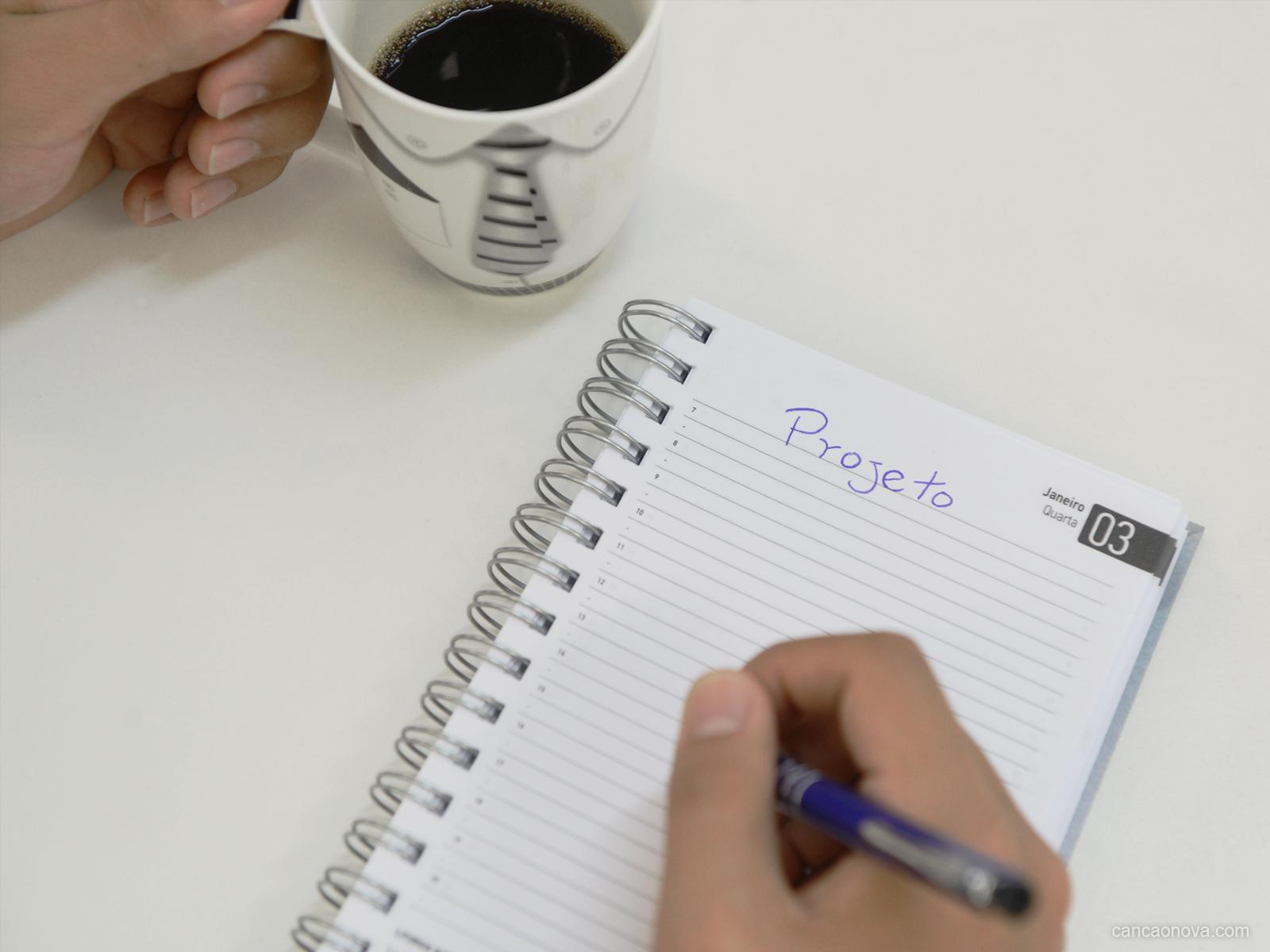 Será que fazer planos e traçar metas é realmente viver-