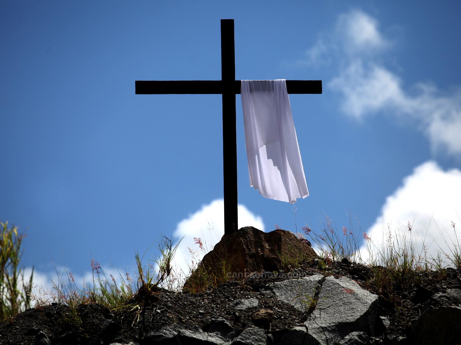 Celebrar a Semana Santa é celebrara vida, a vitória para sempre - 1600x1200