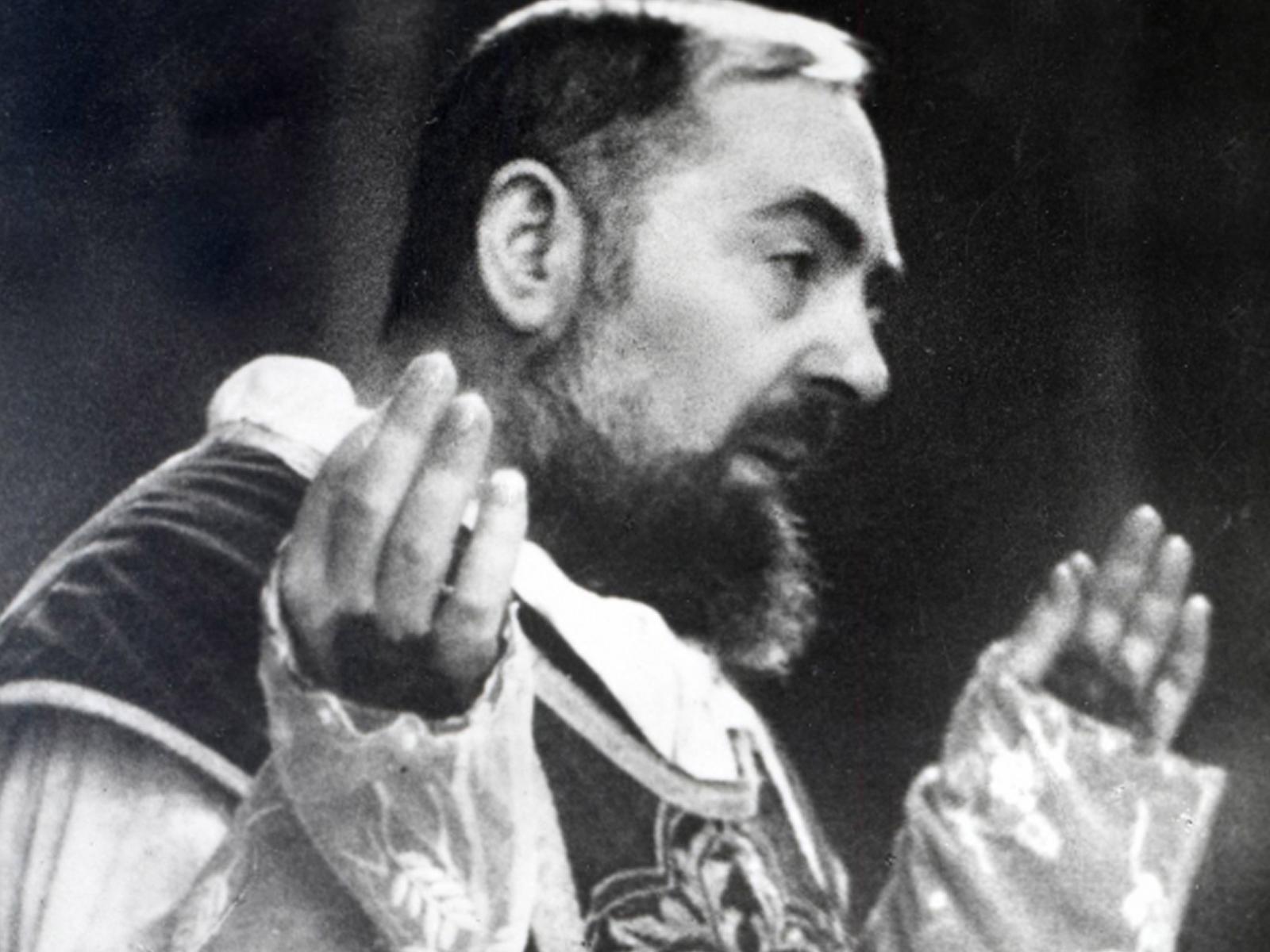 A Missa explicada por padre Pio