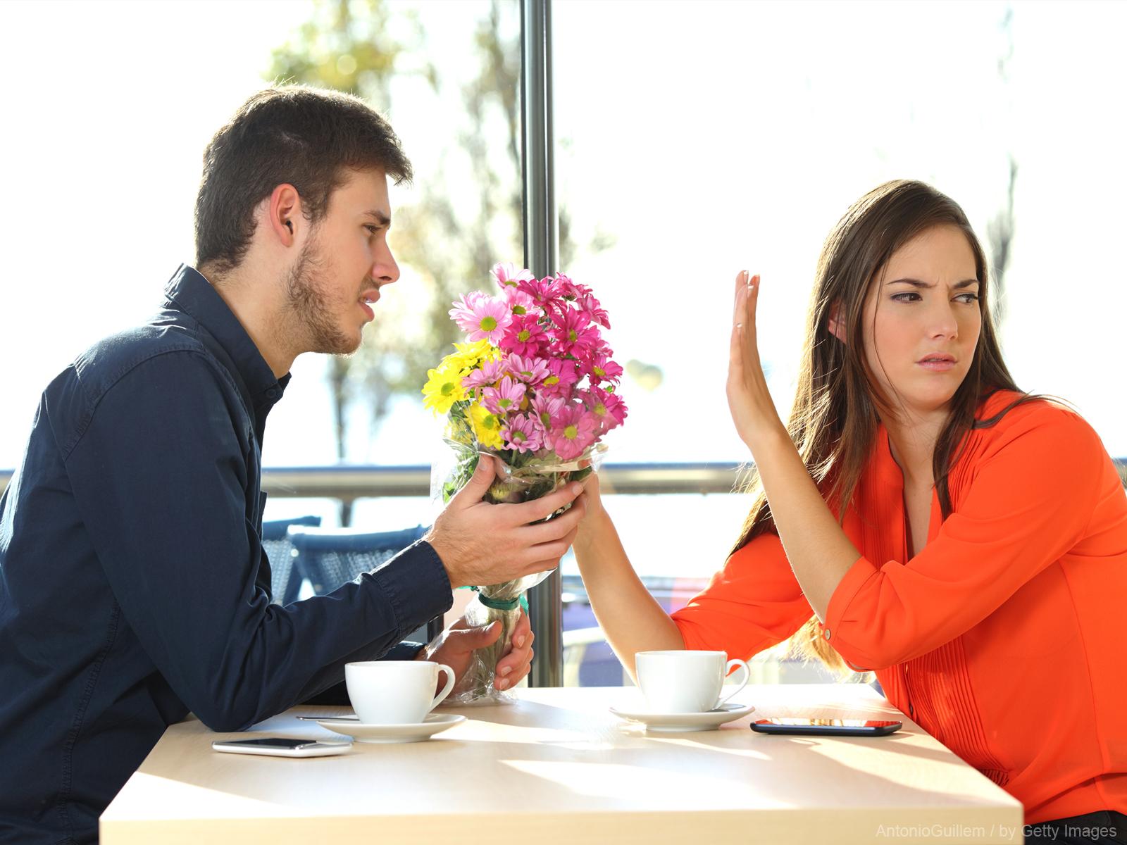 O que fazer quando o ex voltar a aparecer em sua vida-