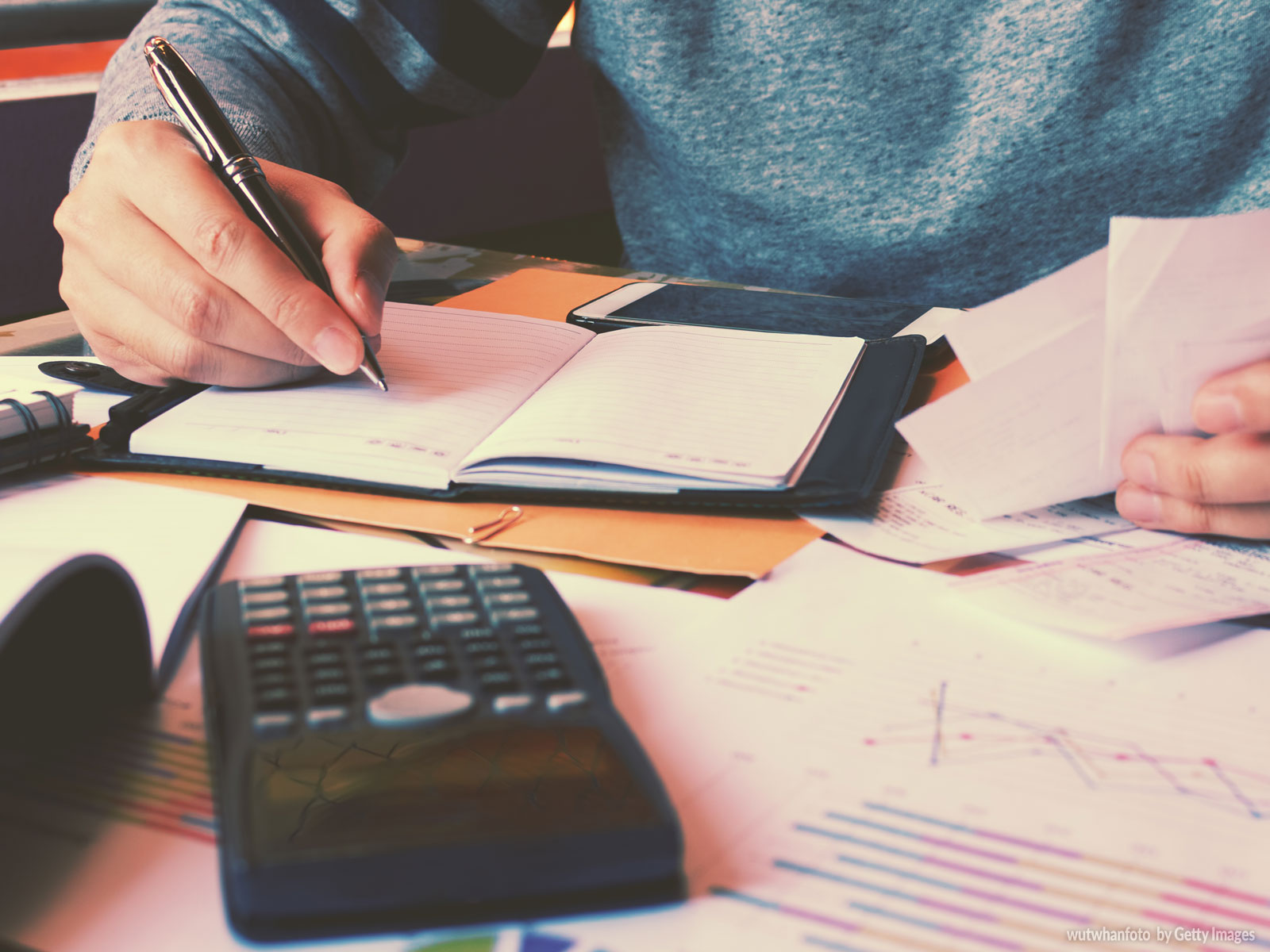 É preciso estabelecer o equilíbrio financeiro na família