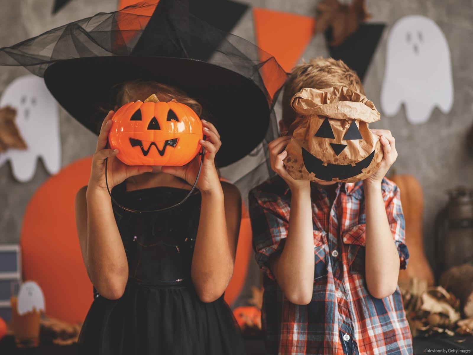 Você conhece a origem da festa de Halloween?